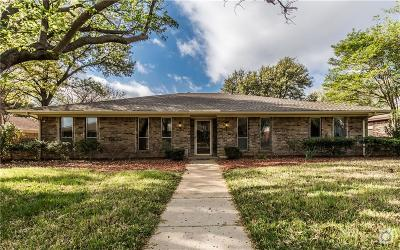 Plano Single Family Home For Sale: 2716 Regal Road