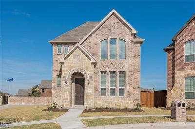 McKinney Single Family Home For Sale: 7204 Pebblecreek Drive