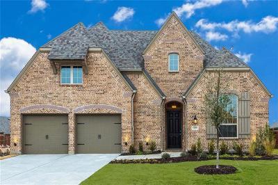 Melissa Single Family Home For Sale: 2319 Saratoga Drive