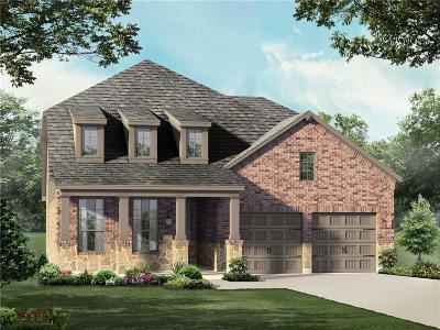 Melissa Single Family Home For Sale: 2202 Bennington Drive