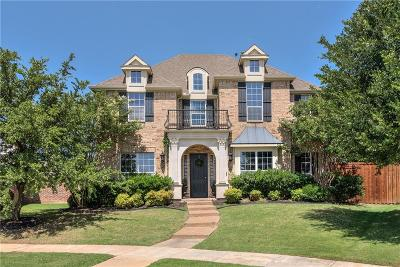 Frisco Single Family Home For Sale: 2750 Greenway Drive
