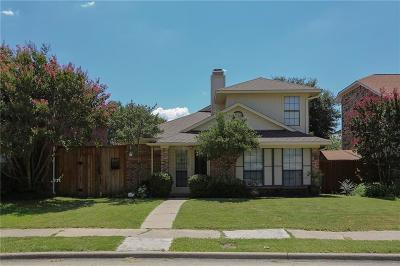 Carrollton Single Family Home For Sale: 1628 San Francisco Street
