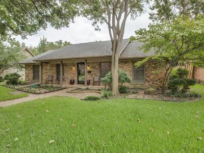 Single Family Home For Sale: 9630 Spring Branch Drive