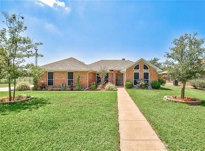 Single Family Home For Sale: 1200 N Saint James Circle