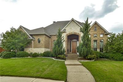 Lewisville Single Family Home For Sale: 2452 Lady Of The Lake Boulevard