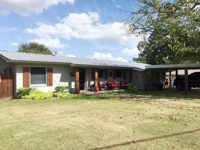 Teague Single Family Home For Sale: 415 Webb Avenue