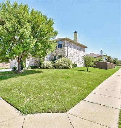 Little Elm Single Family Home For Sale: 2601 Horizon Way