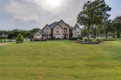 Argyle Single Family Home For Sale: 419 E Hickory Ridge Circle