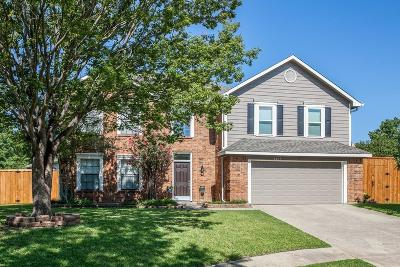 Flower Mound Single Family Home For Sale: 2209 Amhearst Court