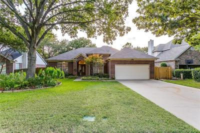 Flower Mound Single Family Home For Sale: 4971 Wolf Creek Trail