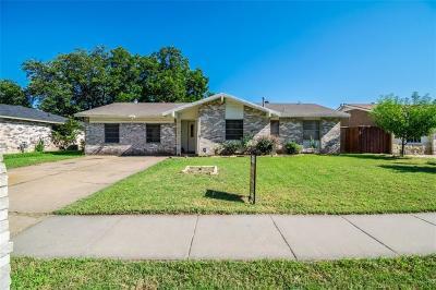 Arlington TX Single Family Home For Sale: $150,000