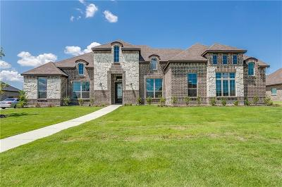 Waxahachie Single Family Home For Sale: 129 Granite Way