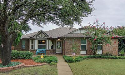 Allen Single Family Home For Sale: 1518 Sunflower Drive
