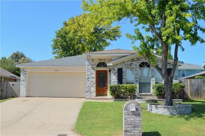 Fort Worth Single Family Home For Sale: 10261 Westward Drive