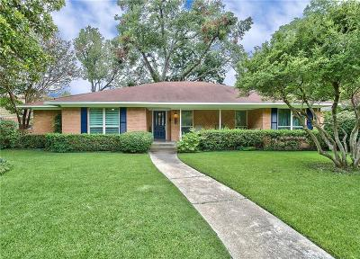Single Family Home For Sale: 833 Sylvania Drive
