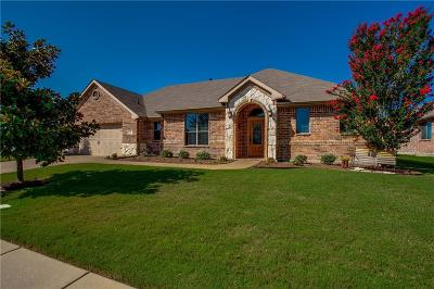 Forney Single Family Home For Sale: 105 Elmwood Trail