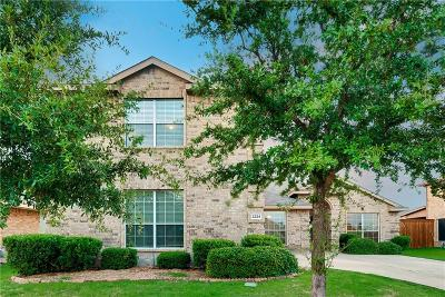 Forney Single Family Home For Sale: 2224 Woodberry Drive