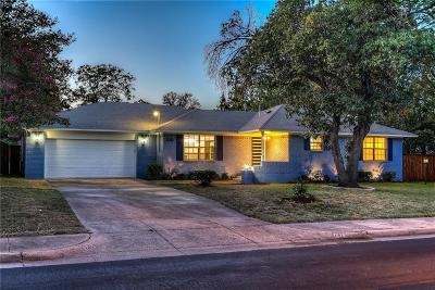 Dallas Single Family Home For Sale: 1715 Pratt Street