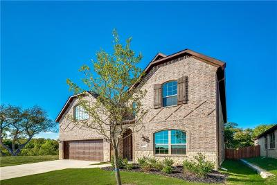 Mckinney Single Family Home For Sale: 4132 Angelina Drive