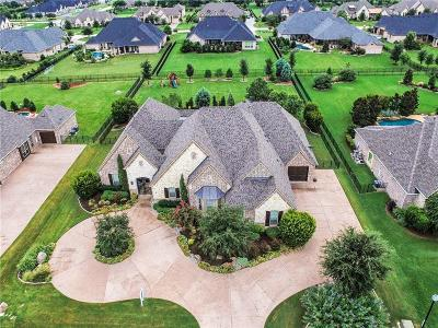 Prosper Single Family Home For Sale: 2240 Woodhaven Drive