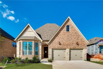 Mckinney Single Family Home For Sale: 4120 Angelina Drive