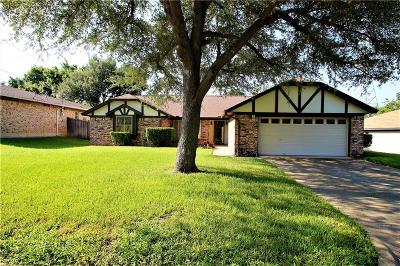North Richland Hills Single Family Home Active Option Contract: 6500 Circleview Drive