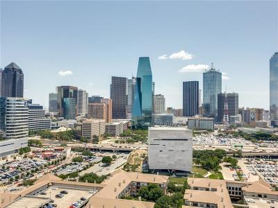Dallas Condo For Sale: 2430 Victory Park Lane #2205