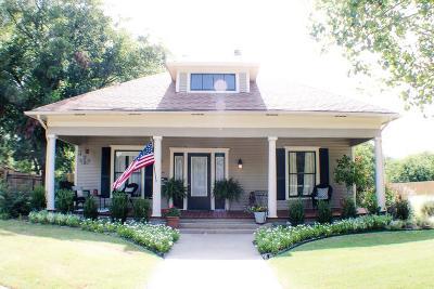 Waxahachie Single Family Home For Sale: 300 E University Avenue