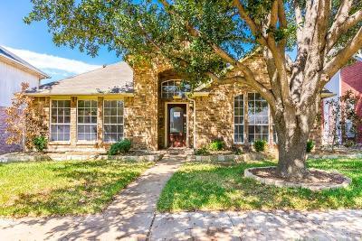 Carrollton Single Family Home Active Option Contract: 1629 Bennington Drive