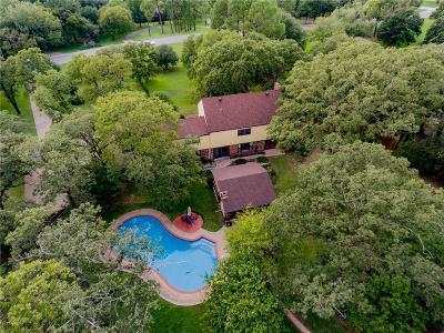 Denton Single Family Home For Sale: 3211 Montecito Drive