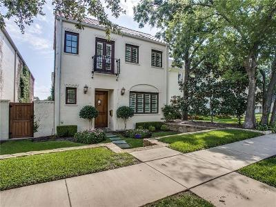 Fort Worth Single Family Home For Sale: 2507 Rogers Avenue