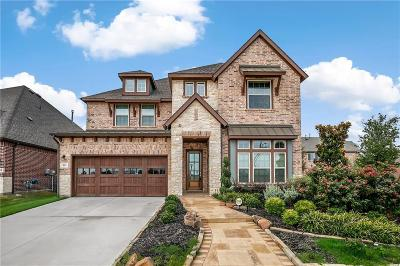 Coppell Single Family Home For Sale: 801 Prescott Lane