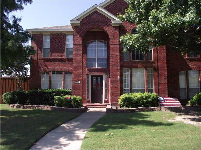 Allen Single Family Home For Sale: 1332 Hillcrest Drive