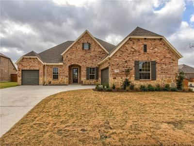 Mckinney Single Family Home For Sale: 7300 Clear Rapids Drive