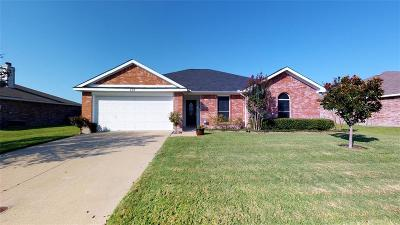 Forney Single Family Home For Sale: 232 Amherst Drive