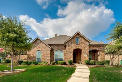 Sachse Single Family Home Active Contingent: 3415 Meadow Bluff Lane