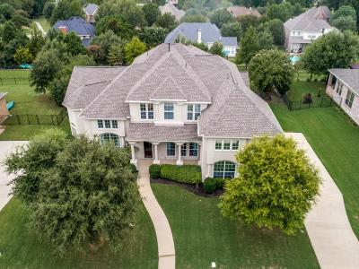 McKinney Single Family Home Active Option Contract: 704 Harlequin Drive