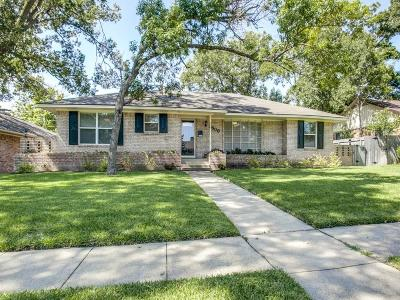 Garland Single Family Home For Sale: 3509 Columbia Boulevard