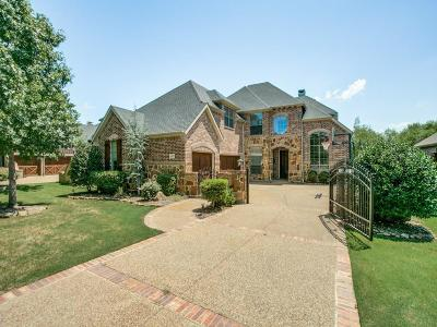Lewisville Single Family Home For Sale: 615 Sword Bridge Drive