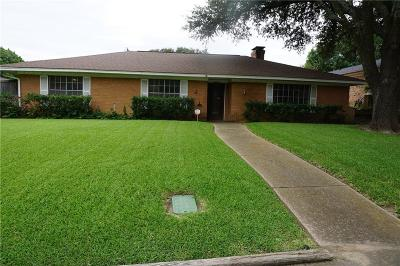 Plano Single Family Home For Sale: 2012 Rigsbee Drive