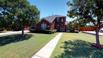 Forney Single Family Home For Sale: 1006 Winchester Drive