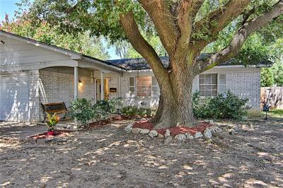 Fort Worth Single Family Home For Sale: 7445 Beaty Street