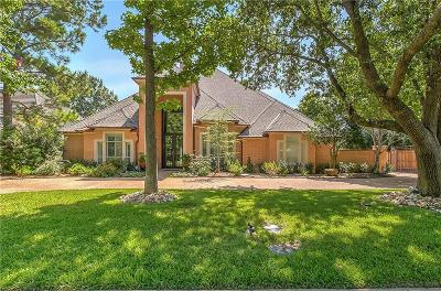 Collin County, Dallas County, Denton County, Kaufman County, Rockwall County, Tarrant County Single Family Home For Sale: 4522 Shadywood Lane