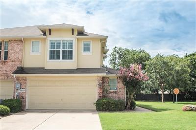 Frisco Townhouse For Sale: 10203 Darkwood Drive
