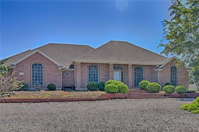 Haslet Single Family Home Active Option Contract: 13508 Haslet Court