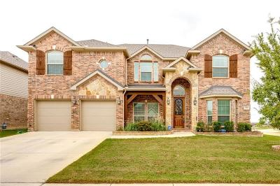 Fort Worth TX Single Family Home For Sale: $399,999