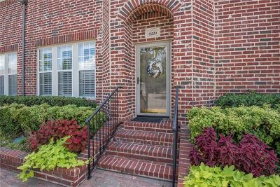 North Richland Hills Townhouse For Sale: 8220 Bridge Street
