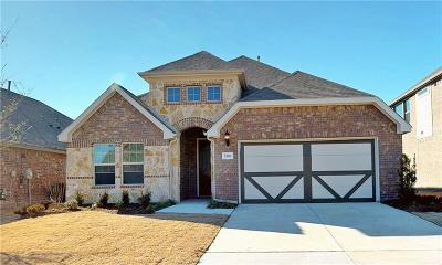 Forney Single Family Home For Sale: 1300 Meridian Drive