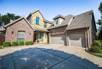 Frisco Single Family Home For Sale: 11253 Covey Point Lane