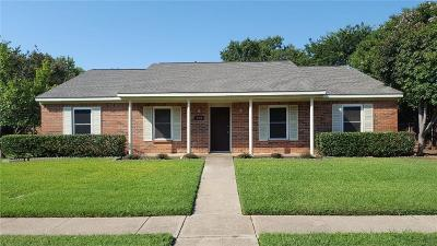 Flower Mound Single Family Home For Sale: 3723 S Magnolia